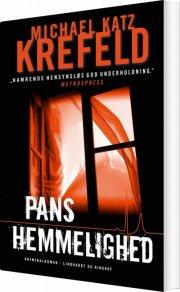 pans hemmelighed - bog