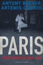 paris efter befrielsen 1944-1949 - bog