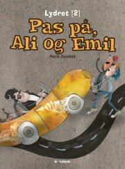 pas på, ali og emil - bog