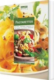 pastaretter - bog