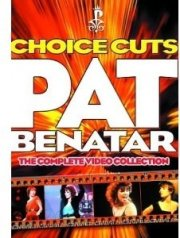 pat benatar - choice cuts: the complete video collection - DVD