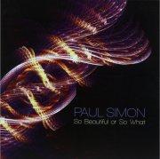 paul simon - so beautiful or so what - cd