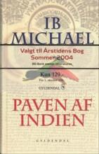 paven af indien - bog