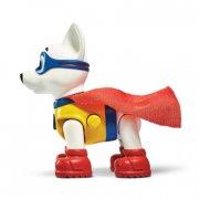 paw patrol - action pack pup & badge - apollo - Figurer