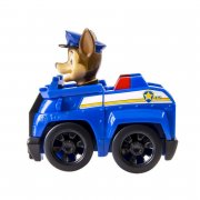 paw patrol - basic vehicle with pup - chase - Figurer