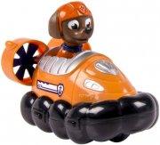 paw patrol - basic vehicle with pup zuma - Figurer