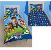 paw patrol sengetøj / sengesæt - 140 x 200 cm - Til Boligen