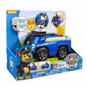 paw patrol - chase bil - deluxe - Figurer