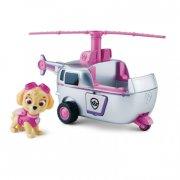 paw patrol - skyes helikopter - Figurer