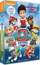paw patrol - vol. 1-10 - DVD