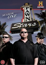 pawn stars - sæson 1 - DVD