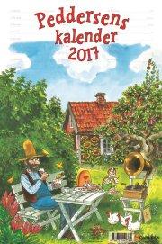 peddersen kalender 2017 - bog