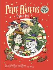 pelle haleløs fejrer jul - bog