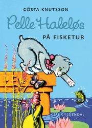 pelle haleløs på fisketur - bog