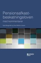 pensionsafkastbeskatningsloven med kommentarer - bog