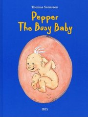 pepper - the busy baby - bog