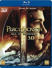 percy jackson 2 - uhyrernes hav - 3d - Blu-Ray