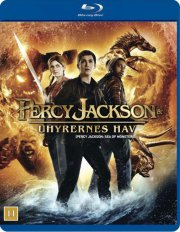 percy jackson og uhyrernes hav / percy jackson: sea of monsters - Blu-Ray
