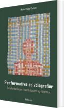 performative selvbiografier - bog
