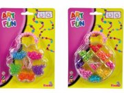 perlesæt i plastæske 150 stk - Kreativitet