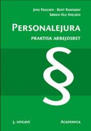 personalejura - praktisk arbejdsret - bog
