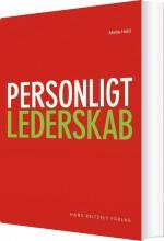 personligt lederskab - bog