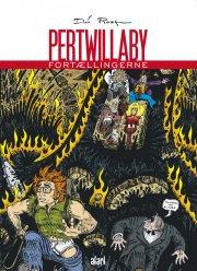 pertwillaby-fortællingerne - bog