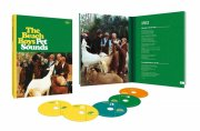 beach boys - pet sounds - 50th anniversay super deluxe edition - cd