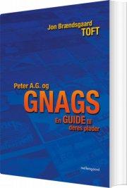 peter a.g. og gnags - bog
