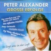 peter alexander - grosse erfolge - cd