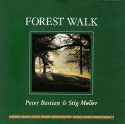 peter bastian - stig møller - forest walk - cd