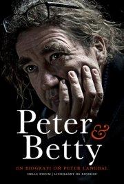 jeg peter - et portræt af peter langdal - bog