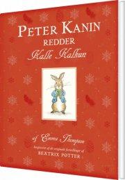 peter kanin redder kalle kalkun - bog