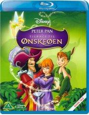 peter pan 2: tilbage til ønskeøen - disney - Blu-Ray