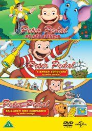 peter pedal - boks 2 - DVD