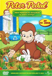 curious george - goes green / peter pedal - den perfekte gulerod og andre eventyr - DVD