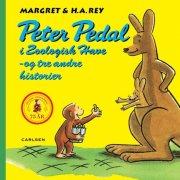 peter pedal i zoologisk have og tre andre historier, jubilæumsudgave  - Grøn