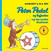 peter pedal og byfesten og tre andre historier, jubilæumsudgave  - blå