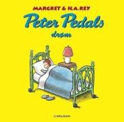 peter pedals drøm - bog