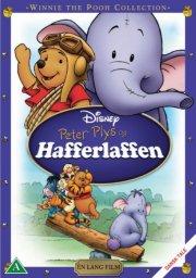 peter plys og hafferlaffen - disney - DVD