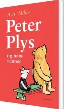 peter plys og hans venner - bog