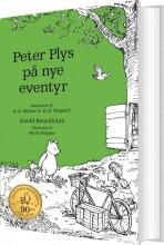peter plys på nye eventyr - bog