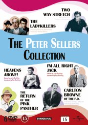 peter sellers film collection - DVD