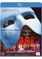 phantom of the opera - 25th anniversary - Blu-Ray