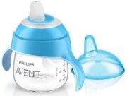 philips avent - babykop med drikketud - 200ml - blå - Babyudstyr