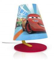 philips bordlampe / skrivebordslampe - disney biler - Til Boligen