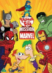 phineas and ferb - mission marvel - DVD