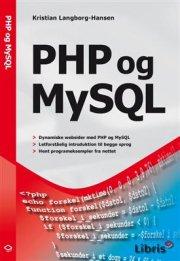 php og mysql - bog