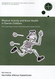 physical activity and bone health in danish children - bog