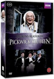 pickwick klubben / the pickwick papers - DVD